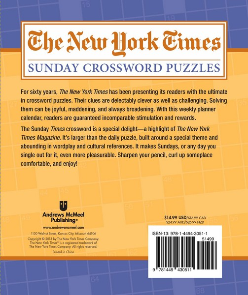 The New York Times Light and Easy Crossword Puzzles: Fun, Easy Puzzles [The New York Times, Will Shortz] on tongueofangels.tk *FREE* shipping on qualifying offers. From the #1 name in crosswords- The New York Times --and Will Shortz, the crossword king (Steve Kroft.