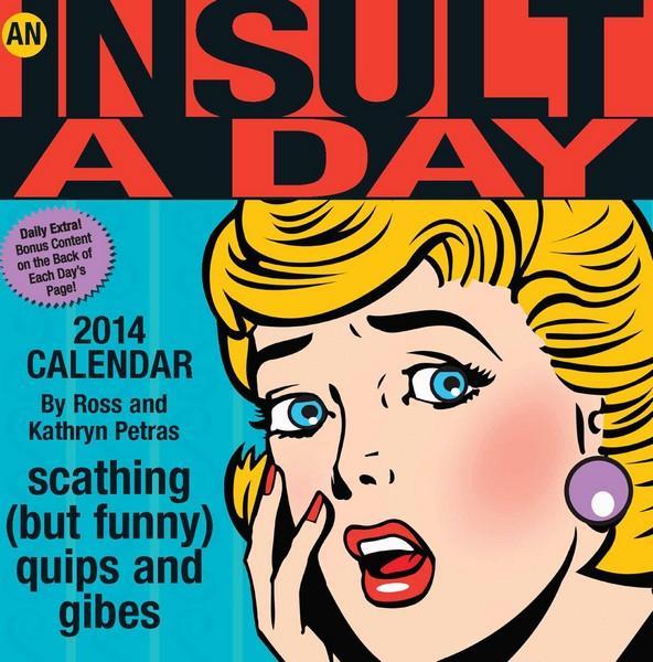 Funny 2014 Calendar