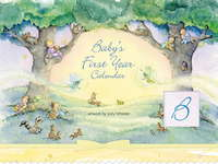 Babys First Year Classic Undated Calendar 7002071