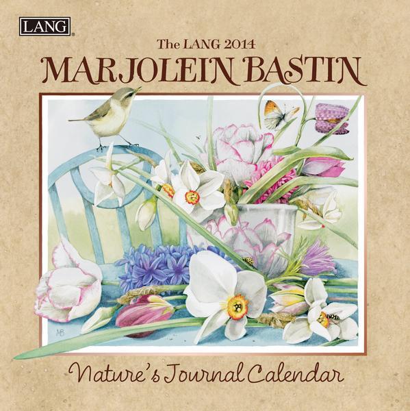 Lang: Marjolein Bastin Nature's Mini Calendar 2014 1079216 Lang Calendars