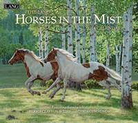 Lang: Horses In The Mist Calendar 2014  9780741246233