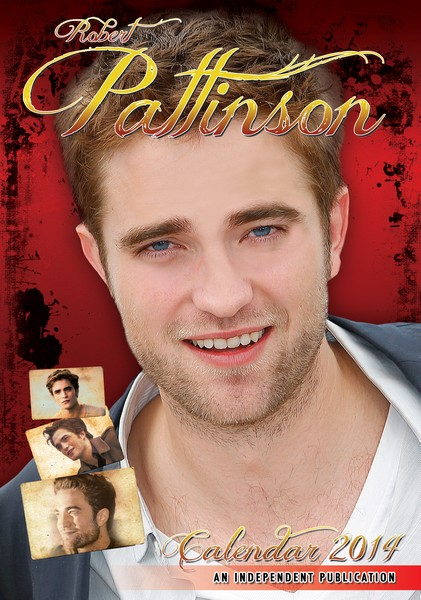 Robert Pattinson Wall ... Robert Pattinson Calendar