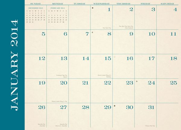 Gooseberry patch calendars 2016 printable monthly calendar
