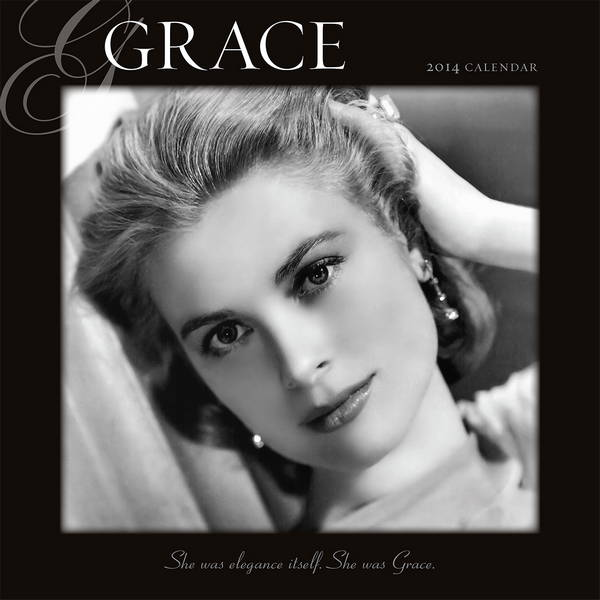 Grace Kelly Calendar 2014 9781416293286