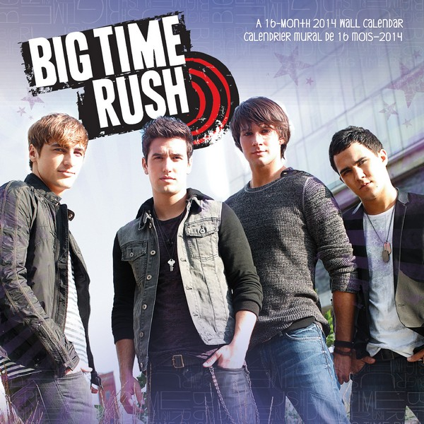 Big Time Rush 2014 Bilingual Trends