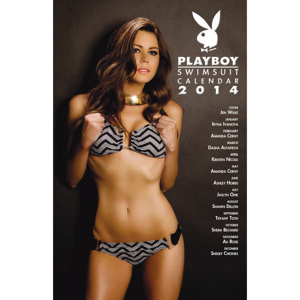PLAYBOY SWIMSUIT 11x17 Wall Calendar 2014 at MegaCalendars.com