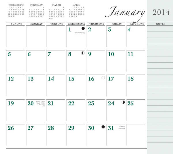 4 month calendar template 2014 - calendarlabs 2014 templates party invitations ideas